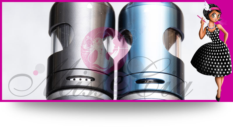Design clearomiseur Nautilus 2s par Aspire