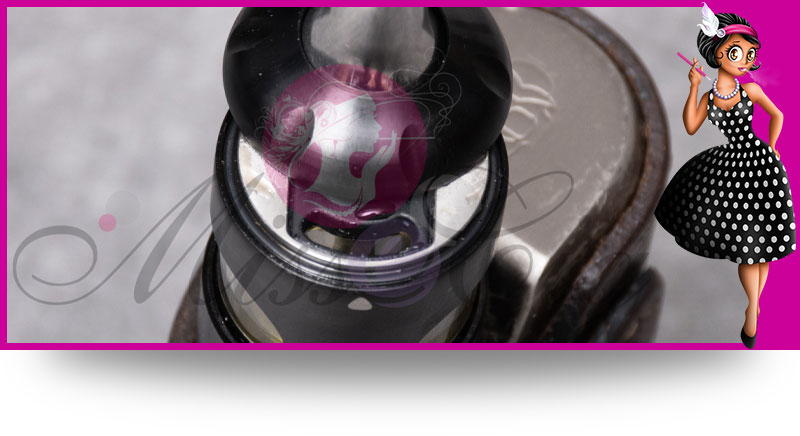Top-cap coulissant clearomiseur Nautilus 2s par Aspire