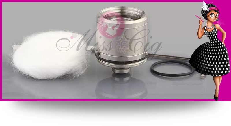 RBA pour clearomiseur TFV8 X-baby